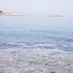 clear water of Sferracavallo Palermo