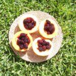 Il Dammuso Sferracavallo mûrier fruit dans notre jardin