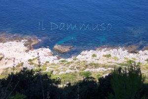Mare alla riserva di Capo Gallo Sferracavallo Palermo