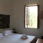 Chambre double il Dammuso Palermo-vue sur jardin