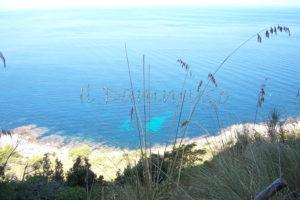 Veduta dalla riserva di Capo Gallo Sferracavallo