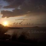 Isola delle Femmine vue de Sferracavallo