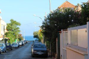Breve distanza dal Dammuso Palermo al mare